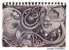 Art by Jennifer Cruté http://www.theartistcrute.com/ http://creativecrute.tumblr.com/ crutecomics@yahoo.com