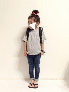 yuuuna|B:MING LIFE STORE by BEAMSのTシャツ/カットソーを使ったコーディネート - WEAR