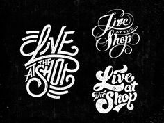 Live at the Shop by Nicholas D'Amico