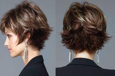 Bem na foto: cortes de cabelo curto 2018 | Tendências Moda | Repicado