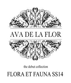 We are very excited to be launching our debut graduate collection 'Flora Et Fauna' this spring / summer. Inspired by the beauty of the English spring summer countryside, its pastimes and abundance of flora and fauna