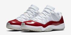 "Air Jordan 11 Low ""Varsity Red"" Official Images http://SneakersCartel.com #sneakers #shoes #kicks #jordan #lebron #nba #nike #adidas #reebok #airjordan #sneakerhead #fashion #sneakerscartel"
