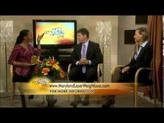 """Steve Wander and Mila Masaniec of Maryland Laser Weight Loss have been featured in """"Let's Talk Live"""" about their brand new approach for Losing weight. Looking for cellulite removal body wrap laser-like lipo and Maryland Weight Loss Program? Call the Best Weight Loss Pills, Best Weight Loss Supplement, Weight Loss Meals, Quick Weight Loss Diet, Best Weight Loss Program, Medical Weight Loss, Help Losing Weight, Weight Loss Surgery, Weight Loss Supplements"""