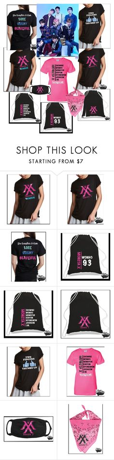 MONSTA X FANDOM by kpoporiginals on Polyvore