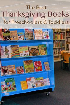 Thanksgiving Books Perfect for Toddlers and Preschoolers Best Books For Kindergarteners, Preschool Books, Toddler Preschool, Toddler Activities, Preschool Ideas, Toddler Books, Childrens Books, Toddler Stuff, Boredom Busters For Kids
