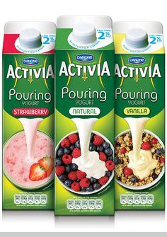 Resultado de imagen para Danone Vitalinea Plus Yogurt