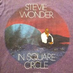 Stevie Wonder is a square. #steviewonder