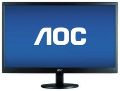 Shop AOC LED Monitor Black at Best Buy. Find low everyday prices and buy online for delivery or in-store pick-up. Broken Screen, Time Games, Custom Pc, Friends Show, Best Graphics, Working Area, Monitor, Cool Things To Buy, Contrast