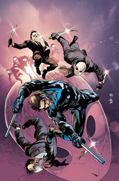 Get This Special Offer Nightwing VF/NM Ivan Reis variant cover Rebirth Batman Court Of Owls, Comic Book Characters, Comic Character, Nightwing And Starfire, Dc Rebirth, Batman Universe, Dc Universe, Dc Comics Art, Cosmic Comics