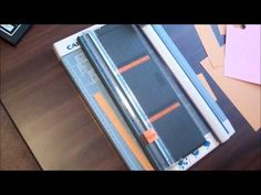 Paper Trimmer Tips - YouTube Craft Paper Punches, Paper Trimmer, Paper Crafts, Rotary, Journals, Youtube, Cards, Crafting, Amp