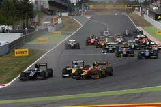 Gp2, Barcellona: Cecotto vince di strategia in gara-1
