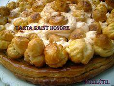 Facilútil: Tarta Saint Honoré