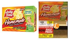Jolly Time Popcorn Coupon - #coupons and #frugal living blog