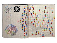 Owen_Schuh_mixed_material_sketchbook  Bushwick's First Gallery Dedicated Exclusively to Works on Paper
