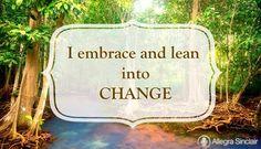 Grow Forward & Flourish: Life Lesson: Lean into Life!