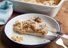 Karbonaadjes met appel uit de oven is een heerlijk Paleo recept voor het diner. Kijk voor honderden gratis Paleo recepten op onze website Paleo.nl.