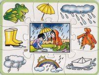 JOtLYfWQRNc Seasons Activities, Summer Activities For Kids, Teaching Activities, Crafts For Kids, Weather For Kids, Colegio Ideas, Teaching Weather, Weather Seasons, Outdoor Education