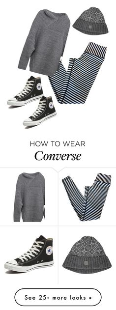 """""""Untitled #1447"""" by sylviabunny on Polyvore featuring lululemon, Converse and Louis Vuitton"""