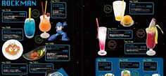 The Capcom Bar in Shinjuku just added a bunch of Mega Man menu items: I've walked right past the Capcom Bar in Shinjuku, but I never went…