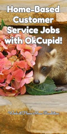 Home-Based Customer Service Jobs with OkCupid!  / Work at Home Mom Revolution