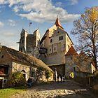 Hrad Pernštejn – nedobytý hrad z mramoru