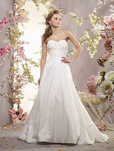 Alfred Angelo Bridal Style 2409 from Full Collection
