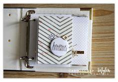 "Mini Album ""Magic Together"" - CartoScrap Minis, Scrapbooking Mini Album, Mini Album Scrap, Agenda Book, Pocket Letters, Mini Books, Flip Books, Book Making, Memory Books"