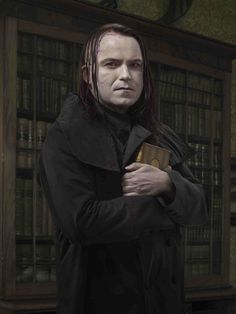 Rory Kinnear as Creature, my FAVORITE character on Penny Dreadful