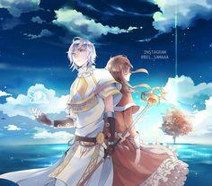Talos, Child of Light / Arette, Child of Earth
