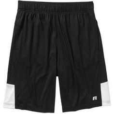 Russell Men's Performance Training Knit Short, Size: Small, Black