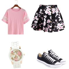 Untitled #40 by joigregg on Polyvore featuring polyvore fashion style Converse Aéropostale