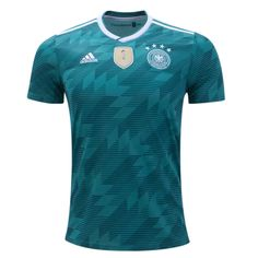 Germany 2018 World Cup Away Men Soccer Jersey Personalized Name and Number 1a9cfca3b
