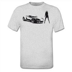Sports Car T-Shirt