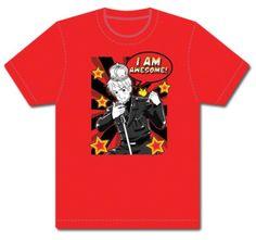 Hetalia Axis Powers T-Shirt: Prussia I Am Awesome! - XXL