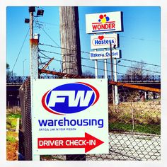The past shapes who we are today. We can never go back, but we cannot forget where we come from. #tbt #FWresults #Hostess #warehouse #wonder #warehousing #midwest3pl #logistics #warehousecompany #3PL #supplychain