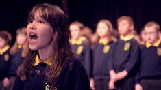 Irish Schoolgirl Kaylee Rodgers Singing Hallelujah - Official Video - Fu...