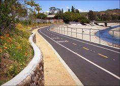 Ballona Creek - Bike Path