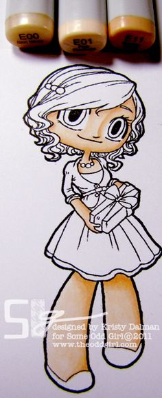 Copic Skin Shadow Colors   http://www.theoddgirl.com/2011/10/copic-skin-shadow-colors/