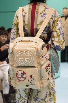 Gucci Fall 2018 Fashion Show Details - The Impression