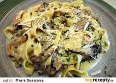 Good Food, Yummy Food, Tasty, Czech Recipes, Ethnic Recipes, Bon Appetit, Macaroni And Cheese, Cabbage, Spaghetti