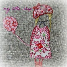 stitching fairies - Lilipopo