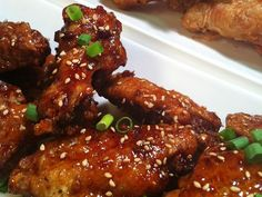 Korean Extra-Crispy Fried Chicken | Korean Food Gallery – Discover Korean Food Recipes and Inspiring Food Photos