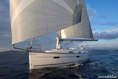 Bavaria 36 Cruiser in #Lisbon, #Portugal    Cabins: 3  Double beds: 3  Single beds: 0  Bathrooms: 1  Capacity: 8    http://www.incrediblue.com/boats/150  #sea #summer #sailing #vacation