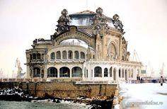 Cazinoul din Constanța    Foto: Carmen Mihalcea    Surprising Romania - Impreuna promovam frumusetile Romaniei!