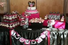 Image result for minnie mouse table decorations