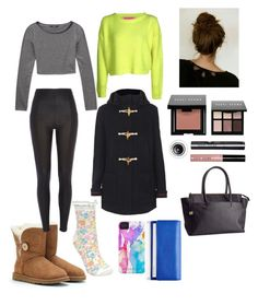 No. 179 by emmurray-md on Polyvore featuring Forever 21, Boohoo, Topshop, River Island, Miss Selfridge, UGG Australia, H&M, Forever New and Bobbi Brown Cosmetics