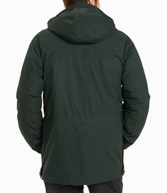 Ll bean men's maine warden parka