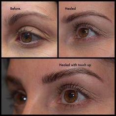 """Microblading is all the rage! """"Artists"""" are popping up all over the place. Do your due diligence and reach the artist you choose!! ALWAYS ask to see HEALED and FADED work. Ask for close up pictures and read reviews.... it's your face! Spend the time and money it takes. Invest in you!!!❤️#browsonpoint   404-348-4456 If you like this post, please feel free to share  ZOOM IN   #atlantatattooartist #heidicosmetictattoo #microblading  #browsonfleek #microbladingatlanta  #browdiaries #tattoo…"""