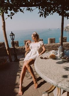 style inspiration + summer aesthetic + fashion + vacation outfit + beauty + beach look + sunglasses + tanned + mood board + sun kissed European Summer, Italian Summer, French Summer, European Travel, Looks Chic, Looks Style, Summer Feeling, Summer Vibes, Summer Chic