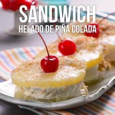 Lemon Dessert Recipes, Mexican Food Recipes, Cake Recipes, Ice Cream Desserts, Just Desserts, Delicious Desserts, Good Food, Yummy Food, Tasty